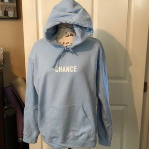 Other - EUC Chance The Rapper Hooded Sweater